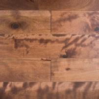 Паркетная доска Amber Wood Береза желтая Амбер (Св. орех)